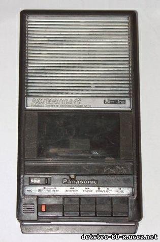 касетный магнитофон